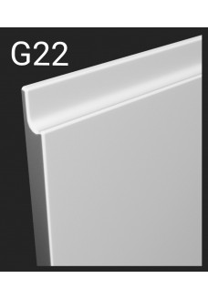 Kalvopinnoitettu ovi Aster G22
