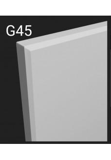 Kalvopinnoitettu ovi Aster G45