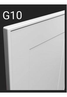 Kalvopinnoitettu ovi Aster G10