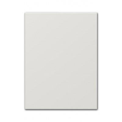 Maalttu valkoinen MDF keittiökaapin ovi. Hintalaskuri.