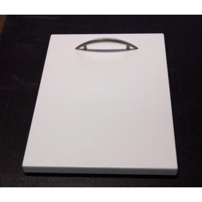 Glossy - korkeakiiltokalvo valkoinen keittiökaapin ovi.  Mittojen mukaan.