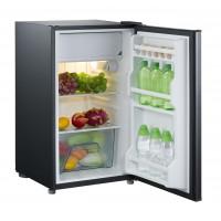 Musta pieni jääkaappi  97l